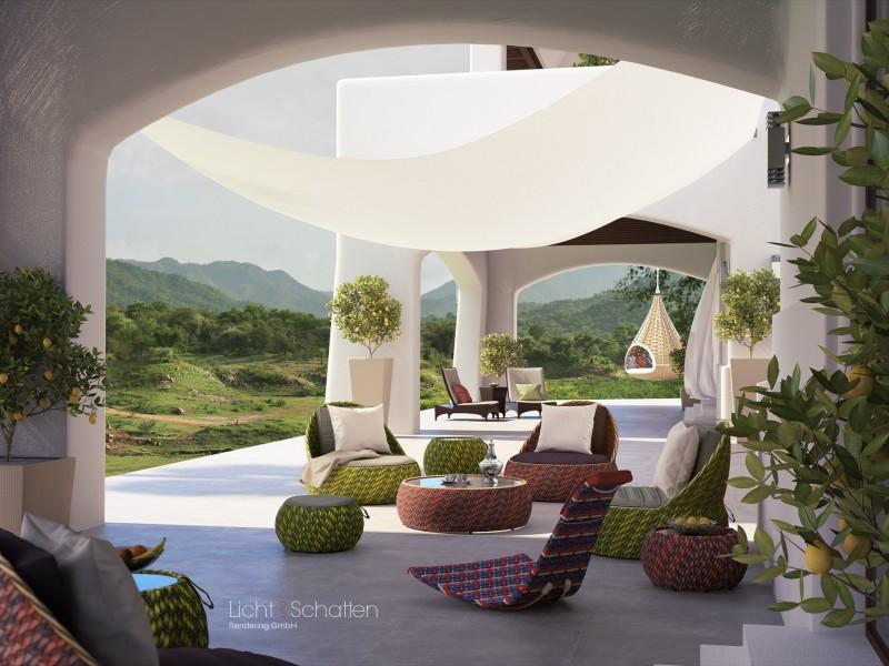 Architekturvisualisierung-