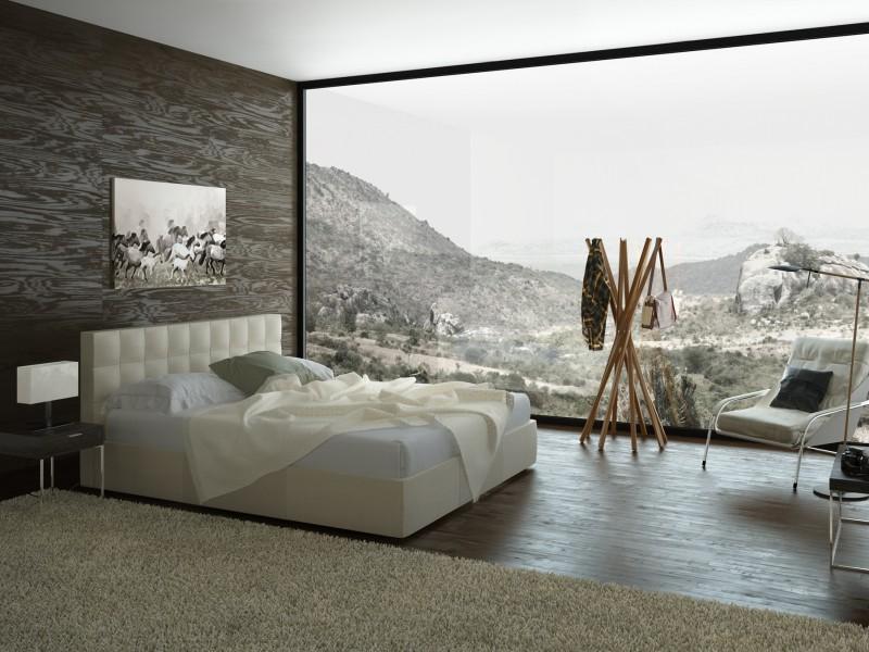 Interior-Zanotta-Schlafzimmer
