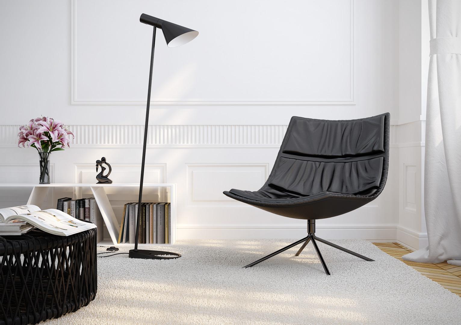 Fotorealistische Renderings Möbel 003