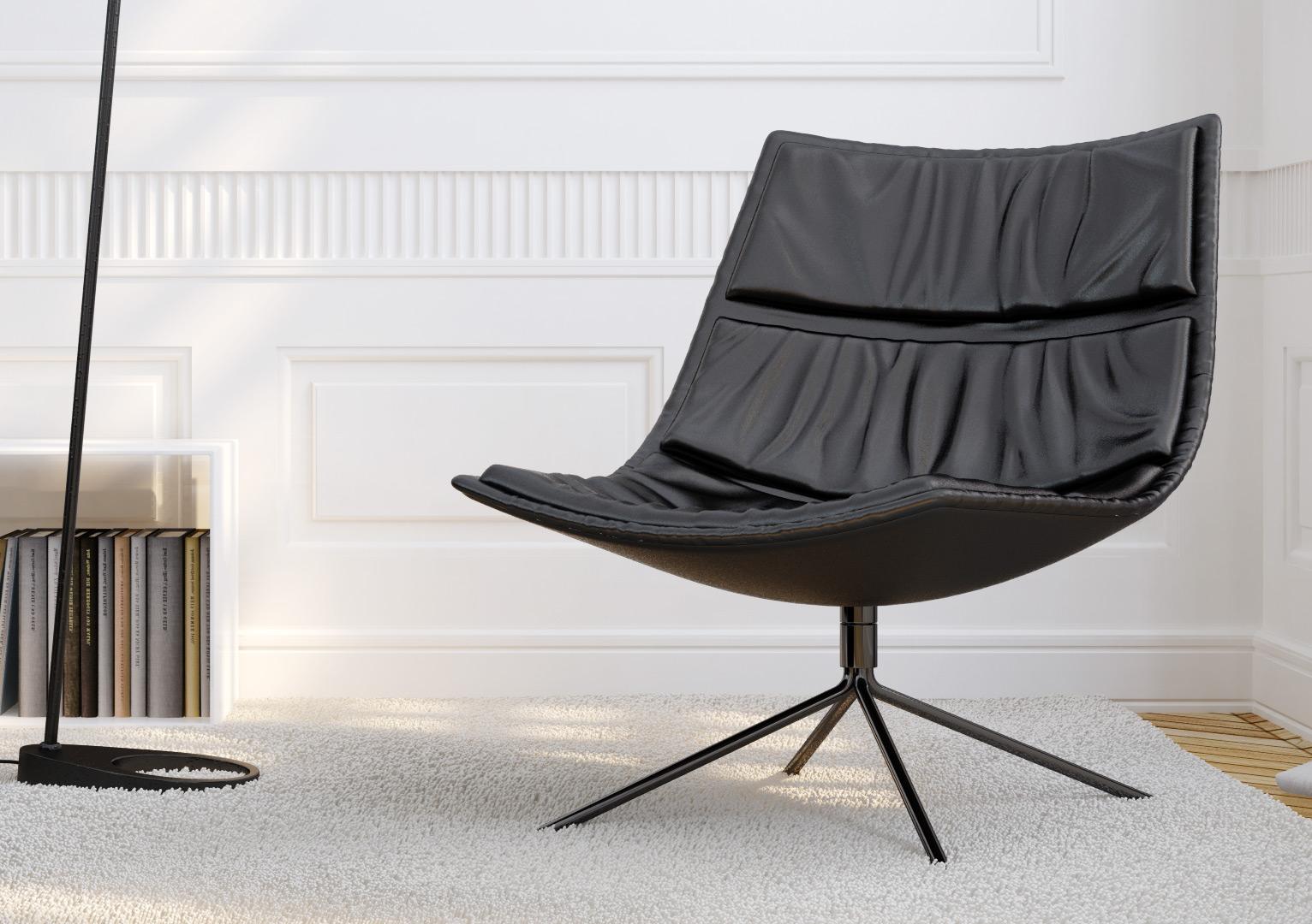 Fotorealistische Renderings Möbel Detail 003