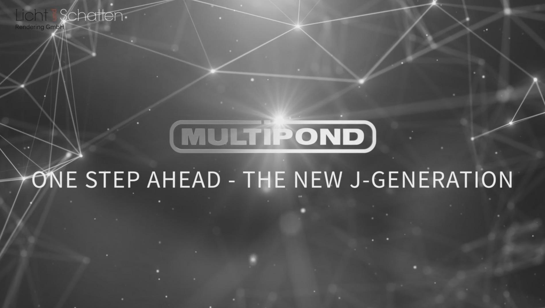 THE-NEW-J-GENERATION Produktvisualisierung