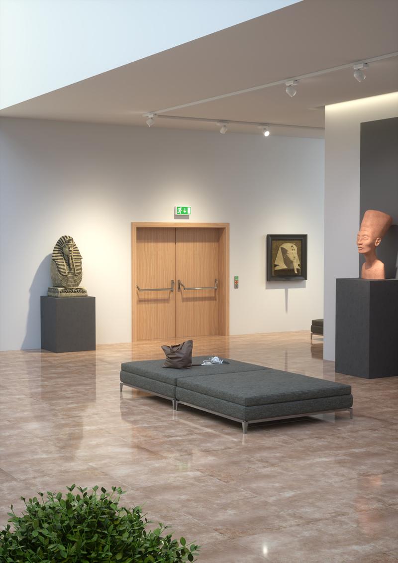 Rendering-Museum