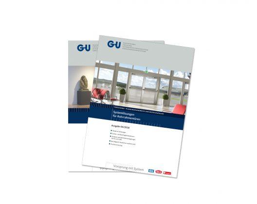 Katalog Gretsch Unitas Deckblatt Rendering Flughafen