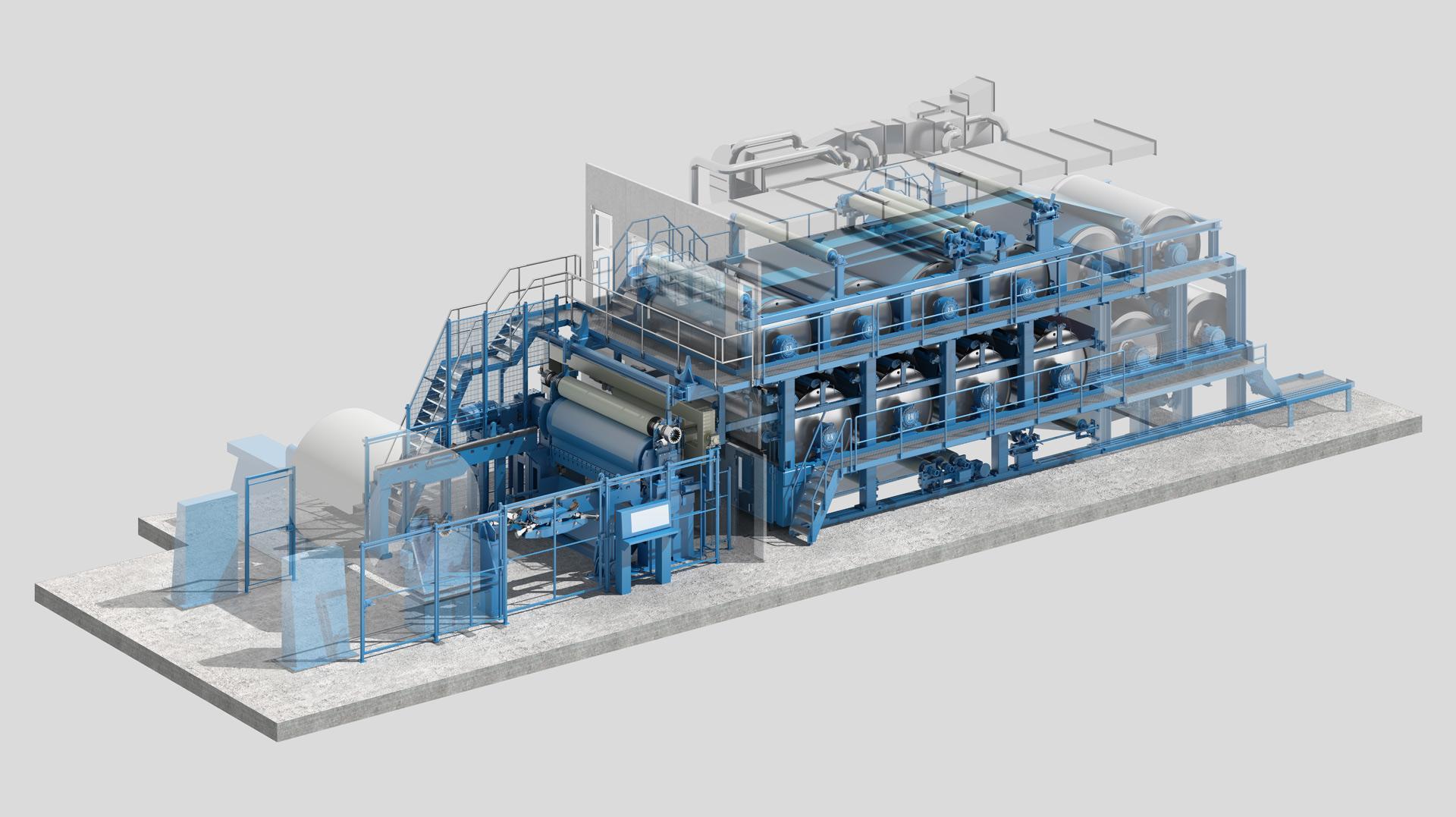 Industrievisualisierung